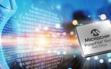 Microchip计划启动PolarFire片上系统FPGA