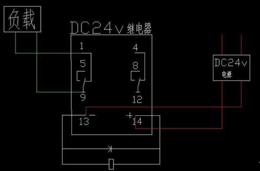 接觸器L1和A1連接有什么作用