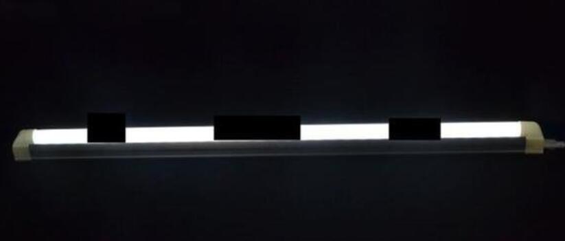 为什么LED灯会断节发光