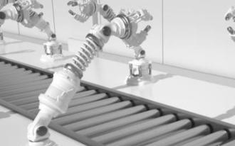 工业机器人已成为智能制造的重要家庭成员