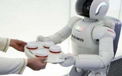 机器人产业正在与新兴技术不断的融合