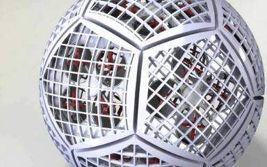 NASA将派遣变形机器人去探索外太空