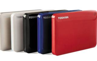 东芝存储设备魅力何在,盘点东芝移动硬盘