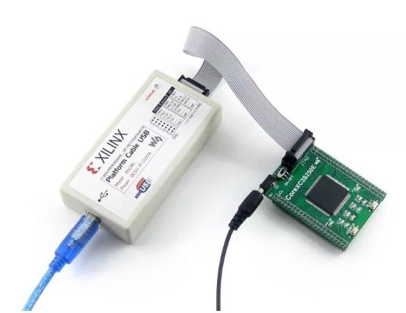Xilinx FPGA JTAG接口轉換成USB...
