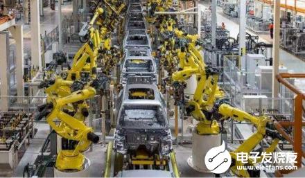 就目前的3d开奖走势图人类自动化发展水平 机器人在十年之内大量...