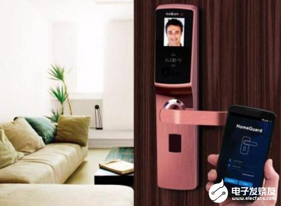 3D人脸识别智能锁市场 期待更多有实力的厂商加入
