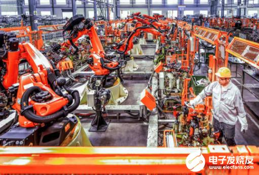 长沙机器人产业从无到大发快三和值技巧稳赚有 目前呈现大发快三一分钟一期赢了提现不了出路径不同的两条...