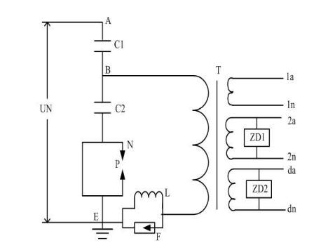 110kV母线电容式电压互感器二次电压异常分析与处理
