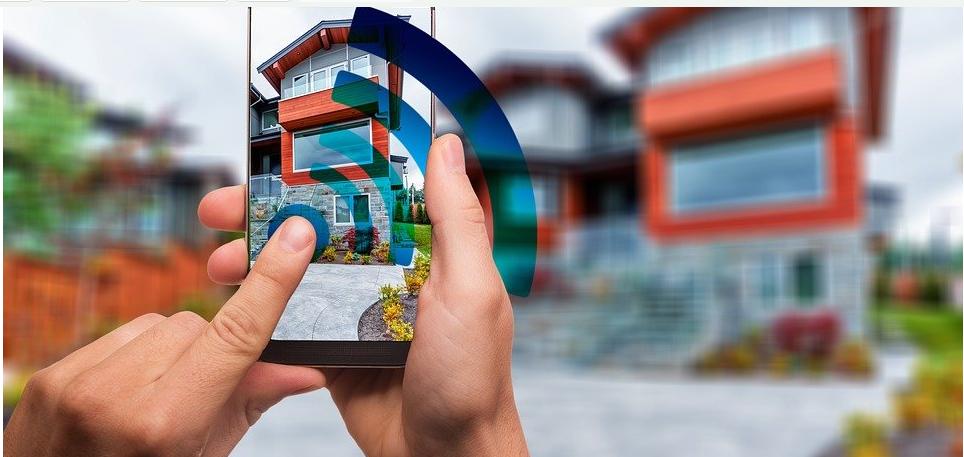 智能家居市场的增长是由于什么的推动