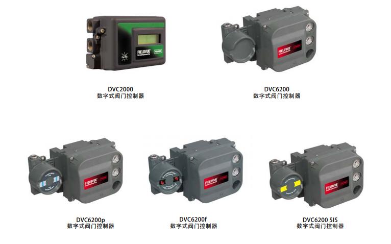 DVC6200系列閥門定位器的產品選型手冊