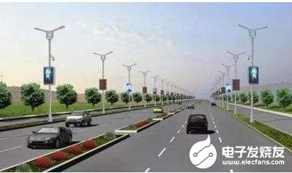 智慧灯杆搭载LED灯杆屏 加快城市建设的步伐