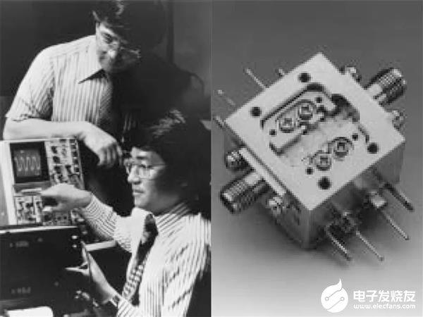 高电子迁移率晶体管在通信行业的应用