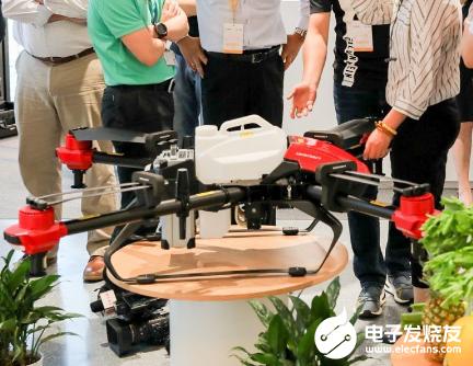 极飞科技预计明年无人机销量翻番 市场需求逐渐增大