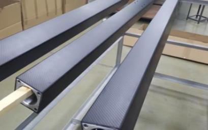 碳纖維機械手臂將成為未來工業機器人的新設備