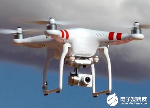 无人机开启大气治理新方略 助力打好打赢蓝天保卫战