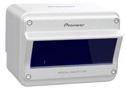 先锋和PSSI共同研发基于MEMS微镜的3D激光雷达,将于明年上半年推出