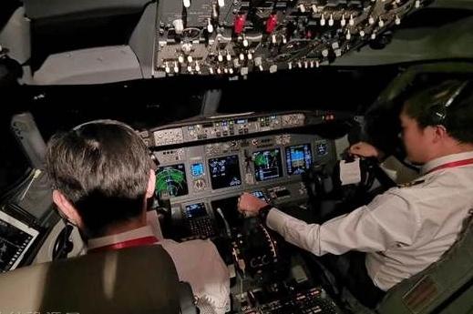 長安航空成功完成了CCO/CDO飛行程序驗證試飛工作