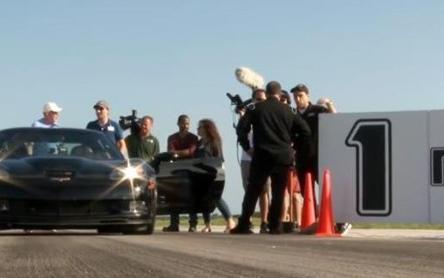 Genovation GXE打�破自己维持的纯电动车速度记录