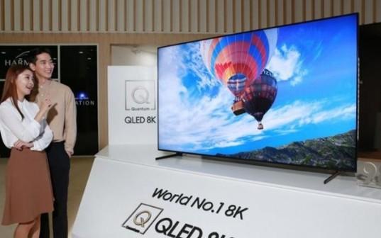 行业首个!三星电视获得8K HDMI 2.1视频标准认证
