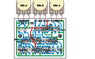 吉他效果器BIG MUFF的电路图分析