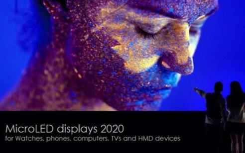 传三星2020年下半量产micro LED 力争苹果订单