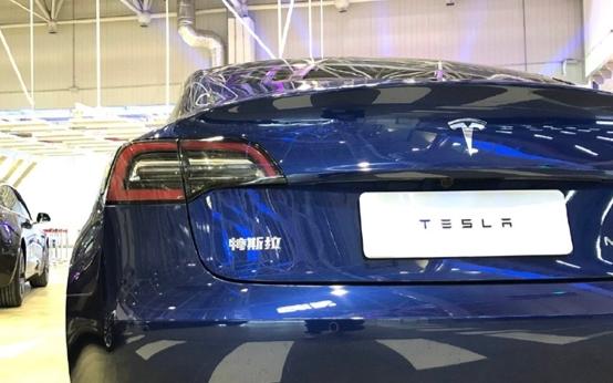 今日!首批国产特斯拉新能源汽车Model 3正式...