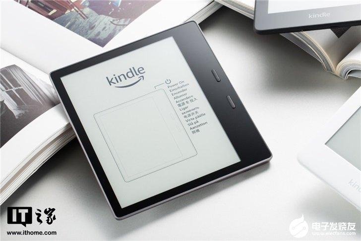 亞馬遜Kindle Oasis電子書閱讀器的性能...