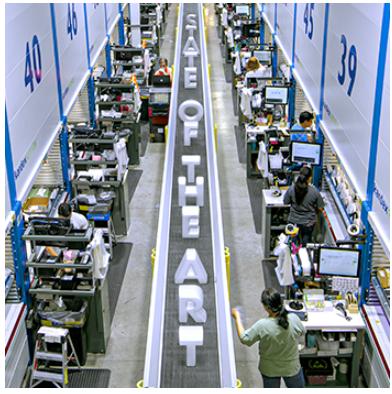 贸泽电子领跑北美市场 率先部署先进垂直升降机模块