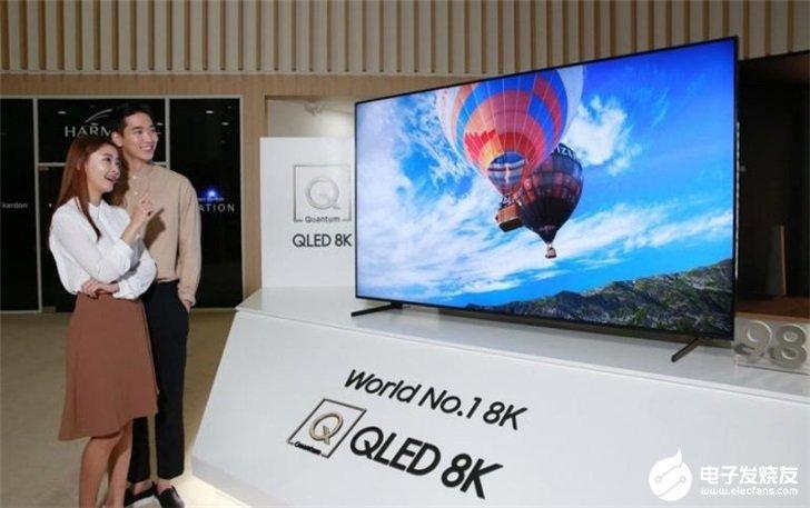 三星电视得到8K HDMI 2.1认可,推动其8K电视的普及发展