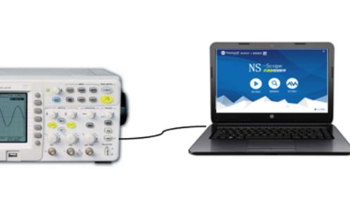 NS-Scope 示波器程控軟件的產品手冊免費下載