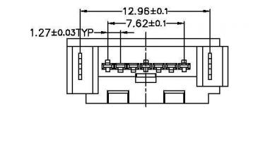 SATA連接器7PIN接口的規格原理圖免費下載