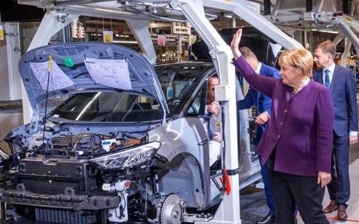 为推动电动汽车发展,德国新能源汽车补贴提高50%