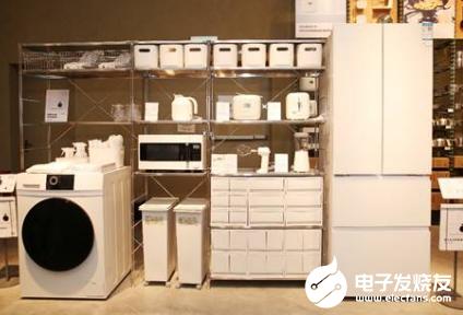 Leader聯手MUJI無印良品 推出定制款洗衣機