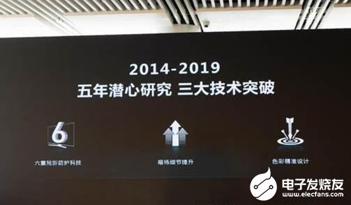 海信進軍OLED電視市場 不懼嚴峻的行業競爭研發新技術