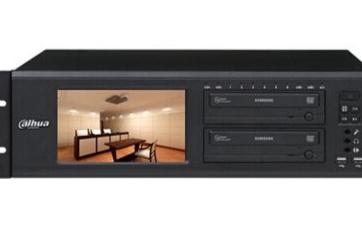 大華新推出音視頻同步的高清審訊主機