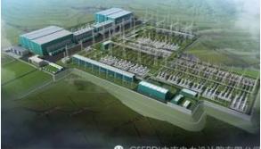 长▲治供电公司正在全力推进1000千伏送出配套ぷ工程