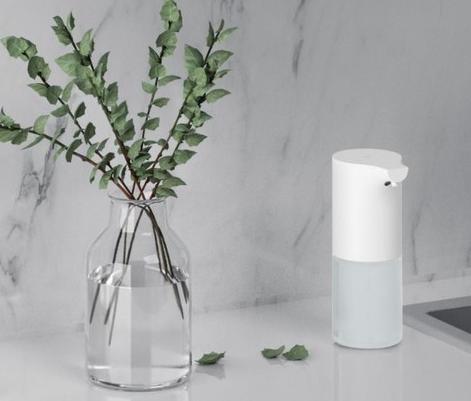 米家自动洗手机采用了近场红外感应设计众筹价为69元