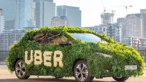 洛杉矶未来将强制命令每一辆网约车都只能使用电动汽...
