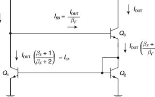 模拟电路之精确镜像电流源的设计