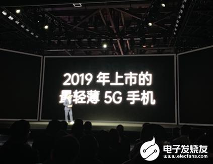 OPPO Reno 3极致轻薄 是2019年上←市的最轻薄5G手机