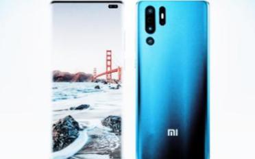 小米5G手机的代表作,2K曲面屏+骁龙865+1...