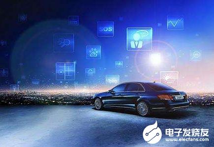 各大巨头共同发力 推动着中国智能网联汽车产业前进