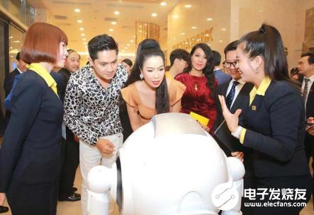 """越南推出福建11选5首家""""机器人""""银行 加速推进金融与信贷活..."""