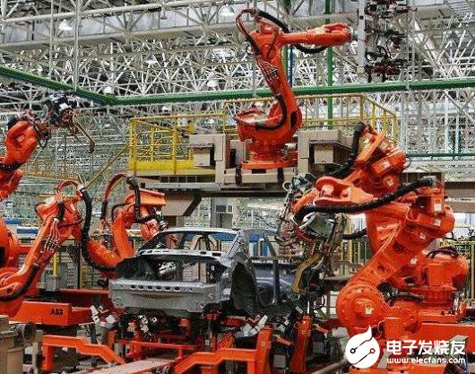 自主品牌工业机器人市场销售出现下降 但产品结构在?#20013;?#20248;化
