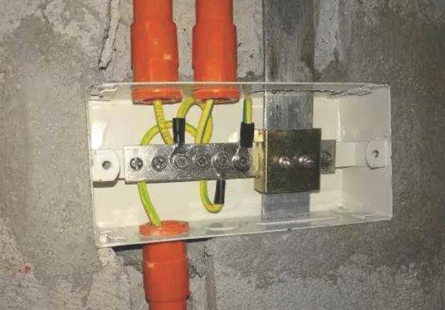 等電位端子箱接線_等電位端子箱的安裝