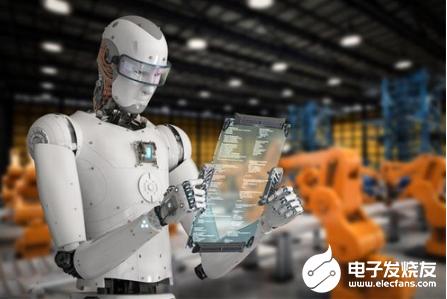 中国机器人以工业领域为主 或将成为国际舞台的主角