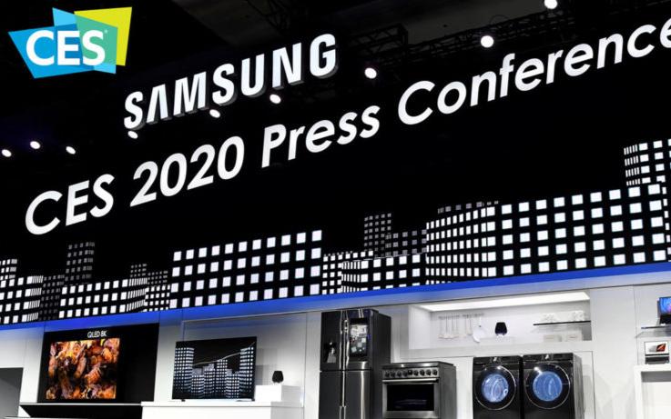 三星将在CES2020上展出最新LED TV和人工智能产品