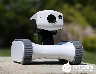 安防機器人展現應用價 正迎來安防行業升級的機遇期