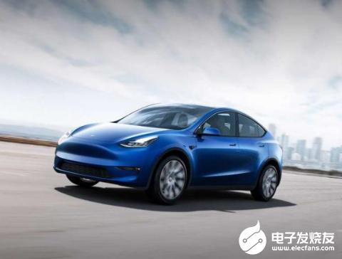 特斯拉Model Y正式交付后 对电池的需求预计会进一步增加