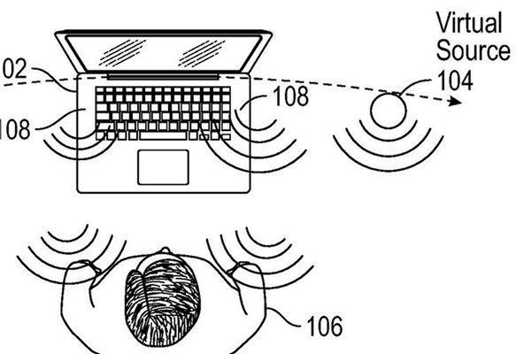 苹果或音频虚拟定位专利,可利用此技术达到更强的沉浸感